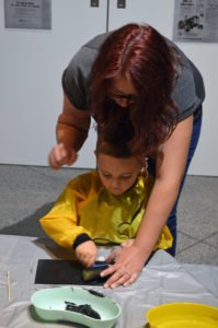 MAKING: Family-fun at the orange Regional Museum