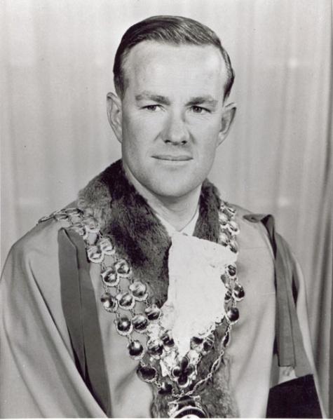 Ronald John Hill