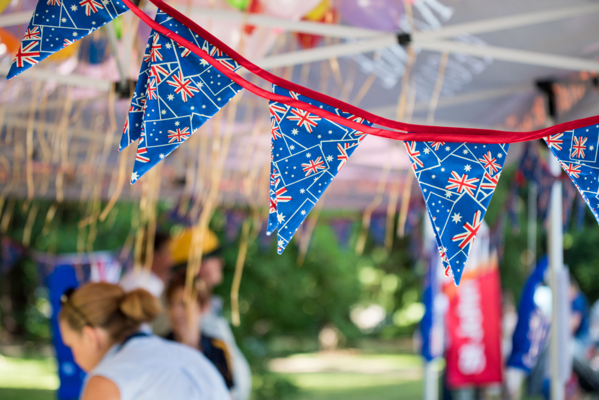 Come to Cook Park from 8am this Australia Day