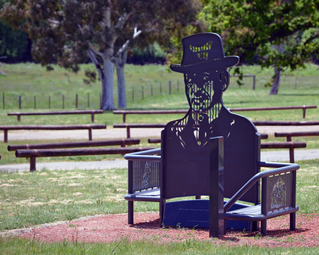 $71,278 to Orange City Council to reinvigorate Banjo Paterson Park through the provision of a toilet and picnic shelter, development of the Banjo Poetry Walk.