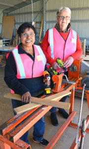 Orange Women's Shed will hold its official opening