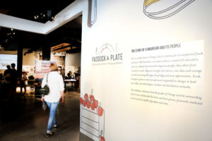 The entrance to Orange Regional Museum during Paddock to Plate