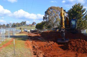 Shiralee Road upgrade