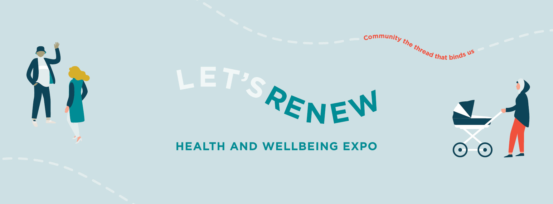 Let's Renew Health and Wellbeing Expo