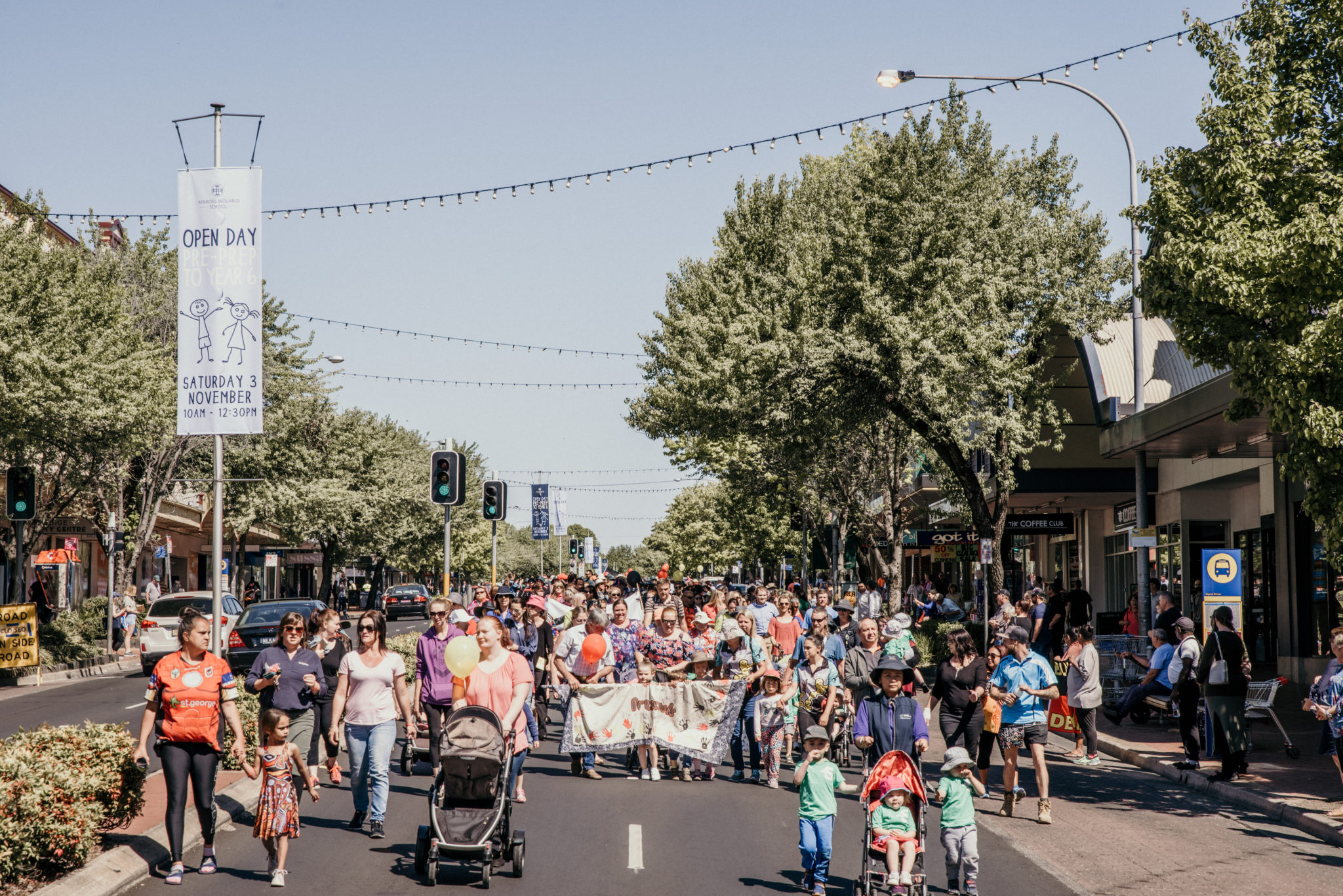 A NAIDOC Week street parade