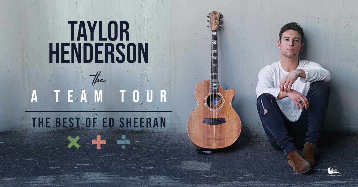 Taylor Henderson: The A Team Tour