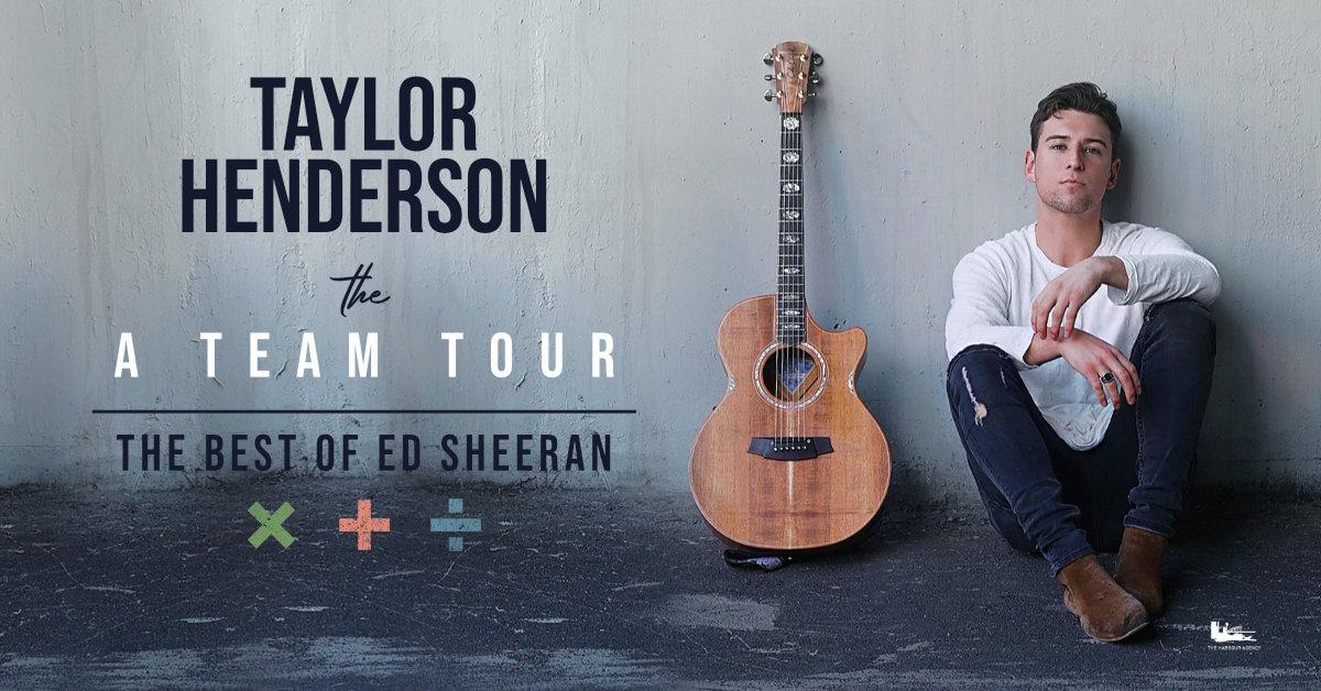 Taylor Henderson: The A Team Tour