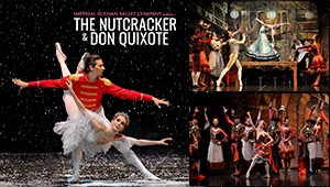 The Nutcracker and Don Quixote