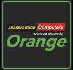 Leading Edge Computers Orange