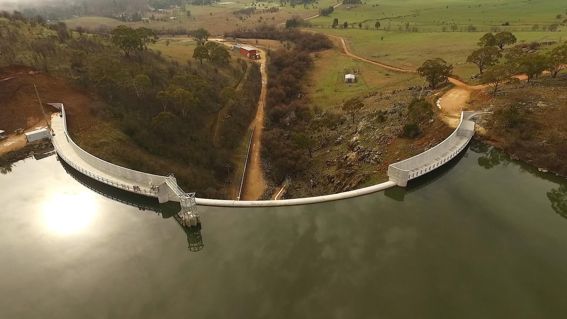 Suma Park Dam full
