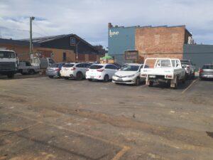 McNamara Street car park