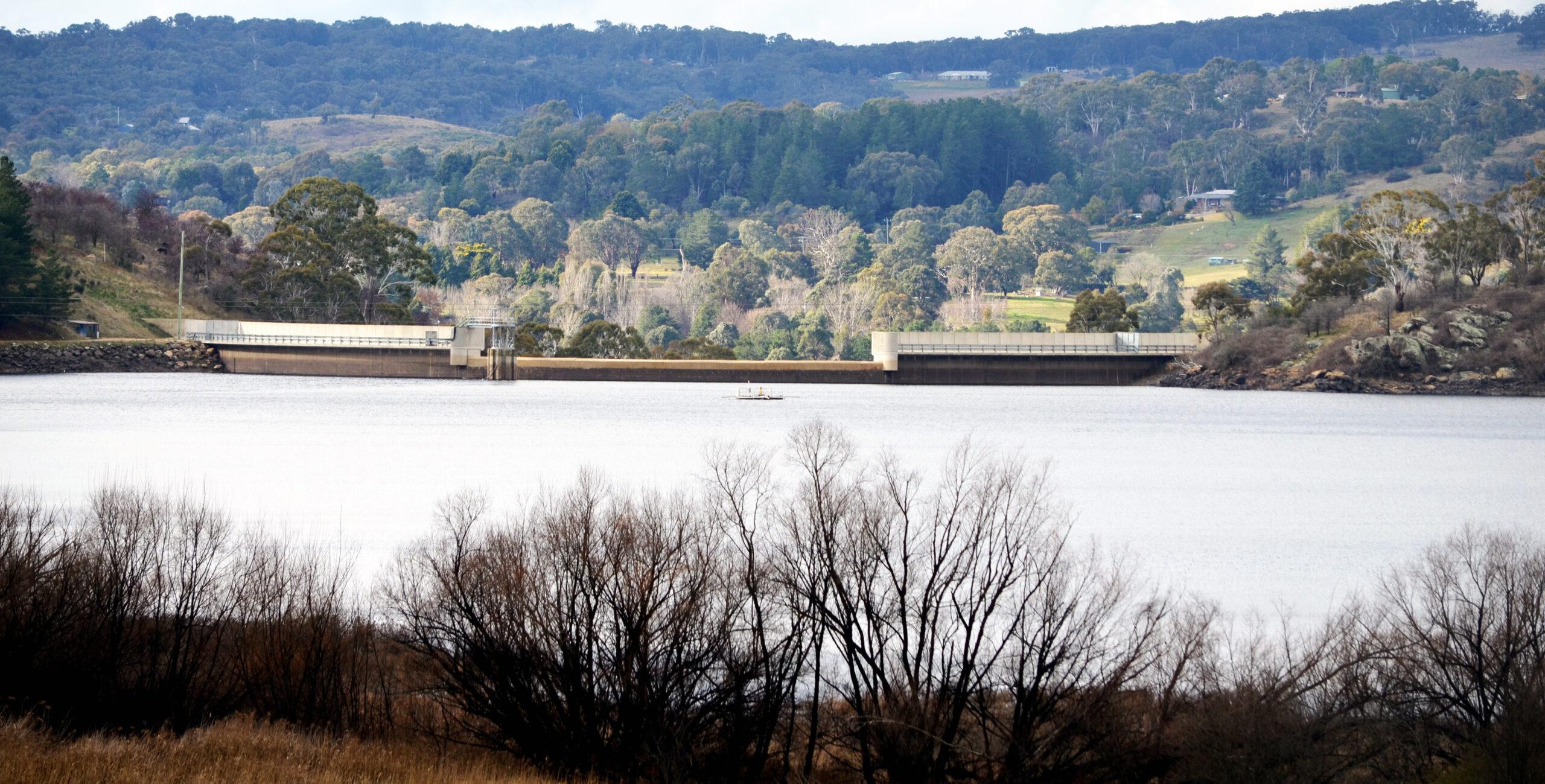 Suma park Dam at 80 per cent full