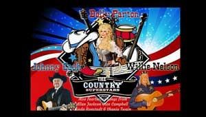 A Country Superstars Tribute